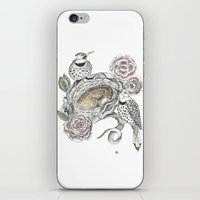 guardians iPhone & iPod Skins featuring Guardians by KC Gillies