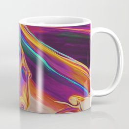 UP IN FLAMES Coffee Mug