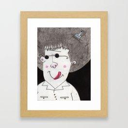 frofro Framed Art Print