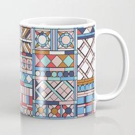 Pop art windows Coffee Mug