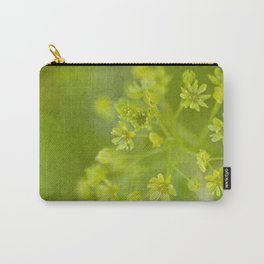 Green Carry-All Pouch