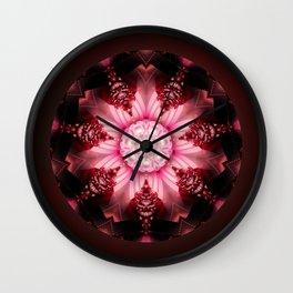 Mandala Feminity Wall Clock