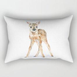 Deer Fawn Rectangular Pillow