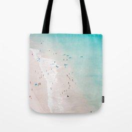 beach - summer love II Tote Bag
