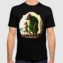 Robin Hood & Little John T-shirt