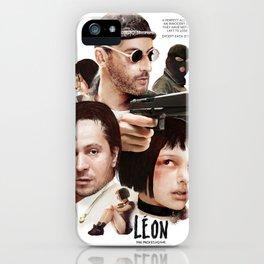 Leon: The Professional iPhone Case
