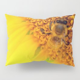 """SAVE THE BEE""""S Pillow Sham"""