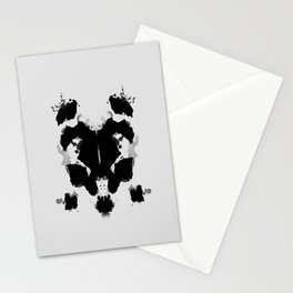 Rorscharch Stationery Cards