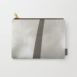 Gateway Arch with figure Carry-All Pouch