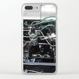 Off Road Trucks Clear iPhone Case