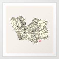 3B Art Print