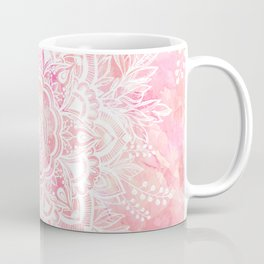 Queen Starring of Mandalas-Rose Coffee Mug