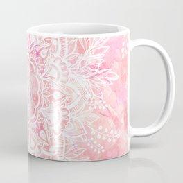 Queen Starring of Mandalas-Rose Coffee Mug