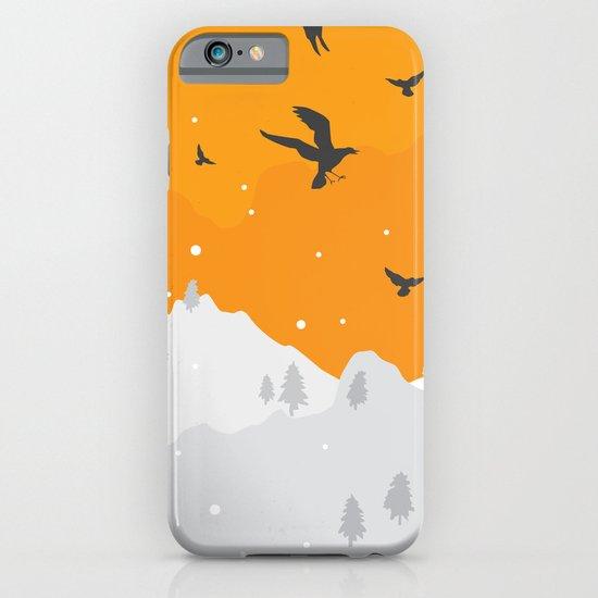 Winter Hills iPhone & iPod Case