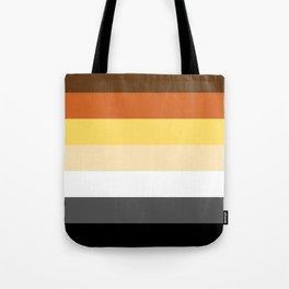 Bear Flag Tote Bag
