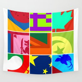 Transglobal Wall Tapestry