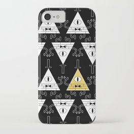 Bill Cipher - Gravity Falls iPhone Case
