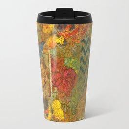 Think Positive Jeremiah Travel Mug