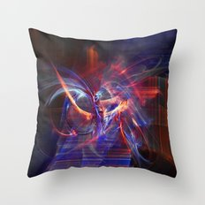 Edura Throw Pillow