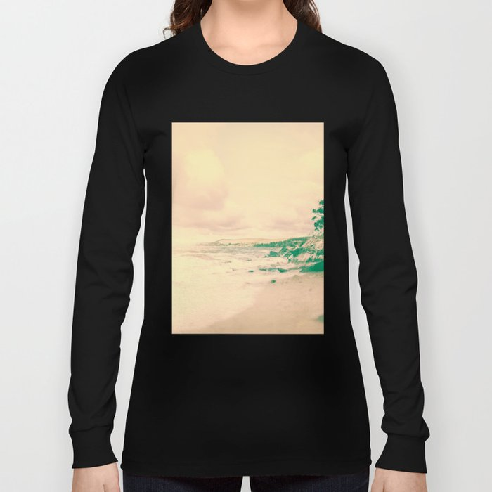 Fade to .. summer Long Sleeve T-shirt