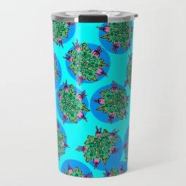 GermFlower Wallpaper (Chills) Travel Mug