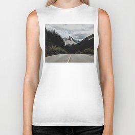 Mountain Road Biker Tank