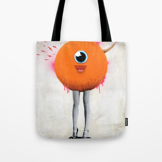 Eye Spy Tote Bag