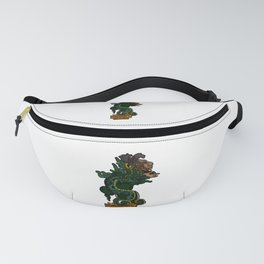 Mayan Serpent God Fanny Pack
