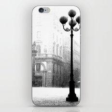Florence in the Spring Rain iPhone & iPod Skin