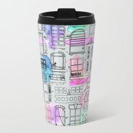 Windows Of Color Travel Mug