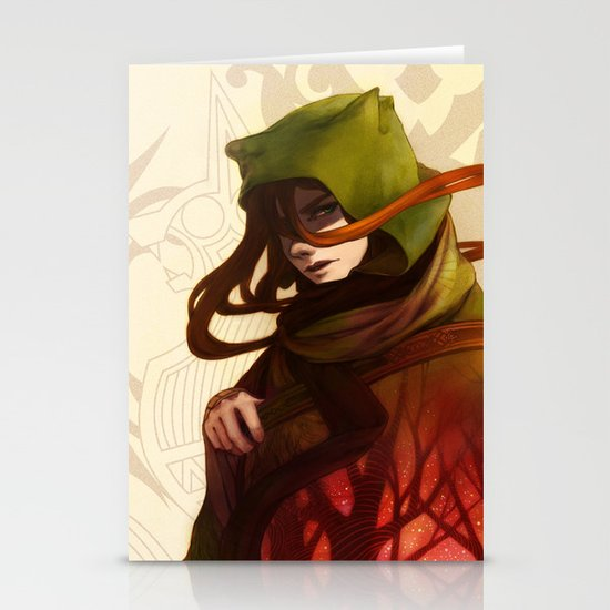 lamento Stationery Cards