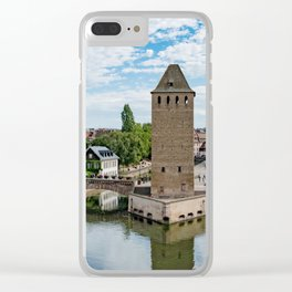 Strassbourg Clear iPhone Case