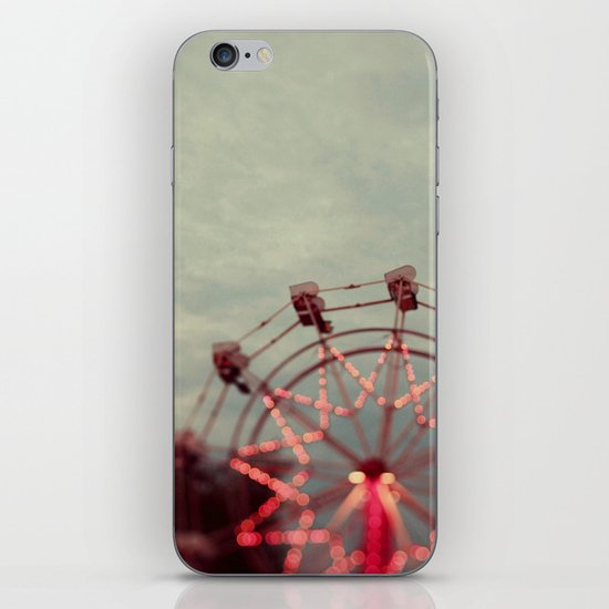 Treetop View iPhone & iPod Skin