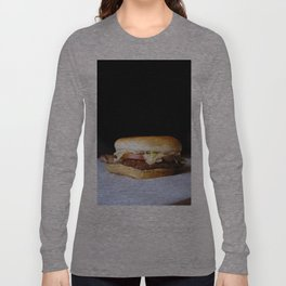 Burger 1 Long Sleeve T-shirt