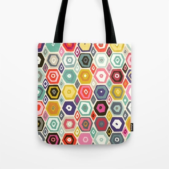 hex summer Tote Bag