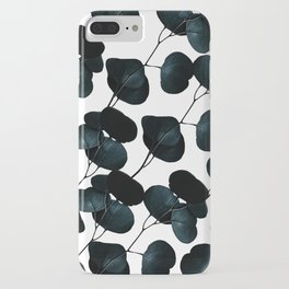 Dark Leaves #society6 #artforsale iPhone Case