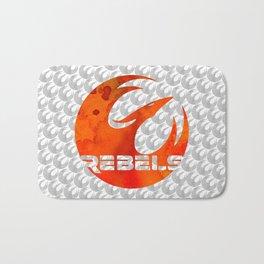 Star Wars Rebels Bath Mat
