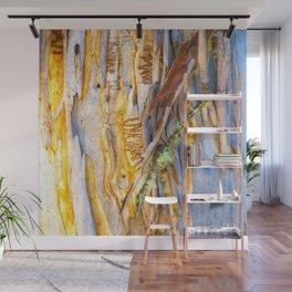 Tree Bark Absract # 7 Wall Mural