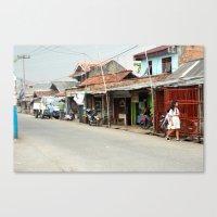 vietnam Canvas Prints featuring VIETNAM by ABacher