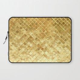 Golden braiding Laptop Sleeve