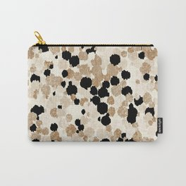 Pattern Dots Carry-All Pouch