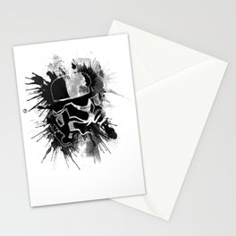 Storm Trooper (white) - Star Wars Stationery Cards
