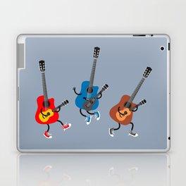 Dancing guitars Laptop & iPad Skin