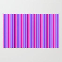 Purple Shades Rug