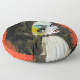 Pyro Floor Pillow
