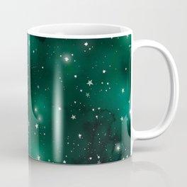 """Interview"" Peace Coffee Mug"