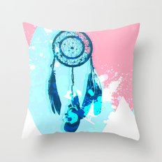Dream a Little Dream of Me Throw Pillow