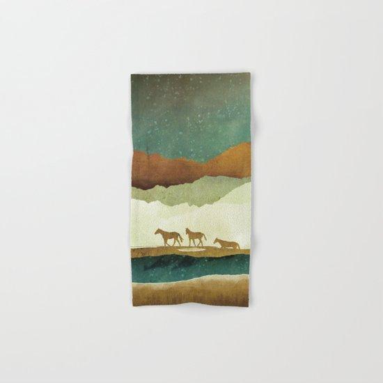Star Range Hand & Bath Towel