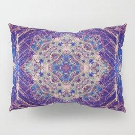 Labradorite Mandala Pillow Sham