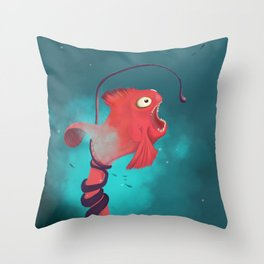 MARSHAL & OTTO Throw Pillow